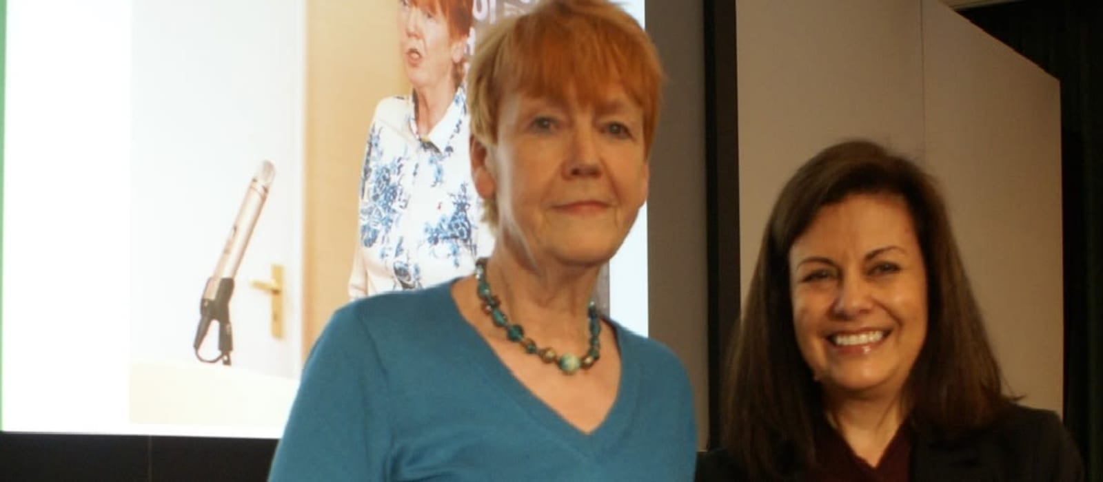 Dame Vera Baird scoops top  safety award