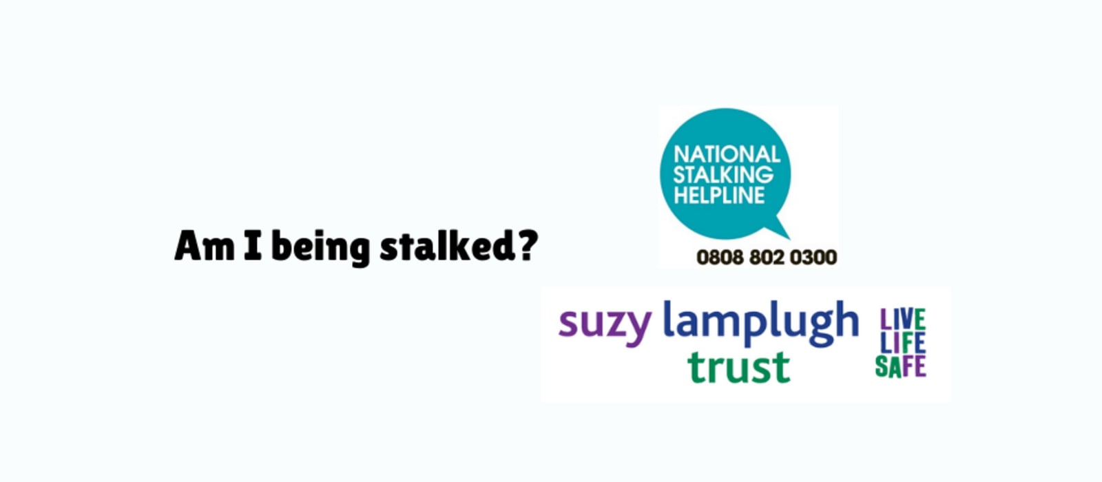 Suzy Lamplugh Trust launches online platform for victims of stalking