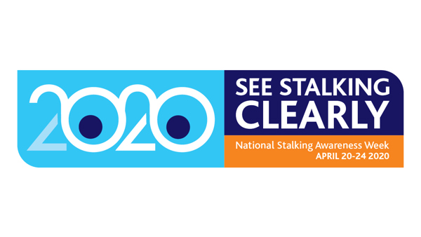 National Stalking Awareness Week 2020: See Stalking Clearly