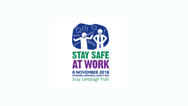 National Personal Safety Day 2018 - Stay Safe At Work