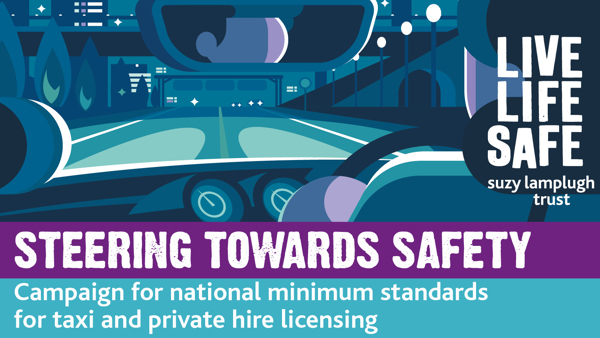 CEO Blog: Statutory Taxi and PHV Standards must only be a step towards legislation