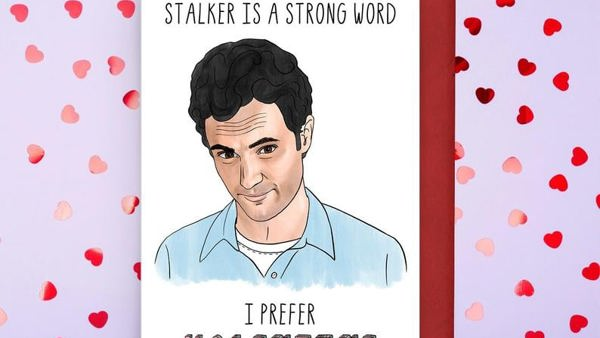 Valentine's Day: Stalking is not a joke
